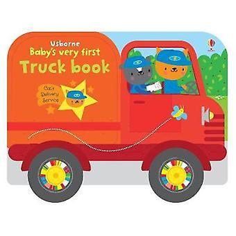 Dziecka pierwszy samochód ciężarowy książki przez dziecka pierwszy samochód ciężarowy książki - 978147