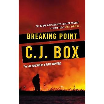 Bristningsgränsen av C. J. Box - 9781788542760 bok