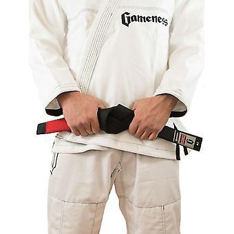 Gameness adulto Jiu-jitsu faixa preta