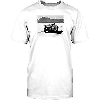 Austin Healey 3000 Racing Salt Flats - Classic Mens T Shirt