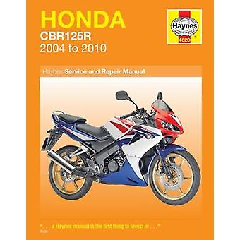 Honda CBR125R Service & Repair Manual - 04-10 (2nd Revised edition) by