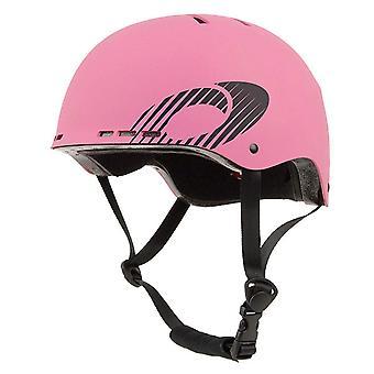 Osprey OSX Skate / BMX rosa hjelm (størrelse - stort)