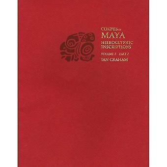Corpus: Corpus of Maya Hieroglyphic Inscriptions : Yaxchilan: 3
