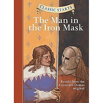 Classic Starts: The Man in the Iron Mask: Retold from the Alexandre Dumas Original (Classic Starts)