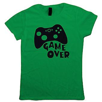 Spill Over kontroller, spiller kvinner T-skjorte