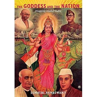 Gudinden og Nation - kortlægning mor Indien af Sumathi Kira