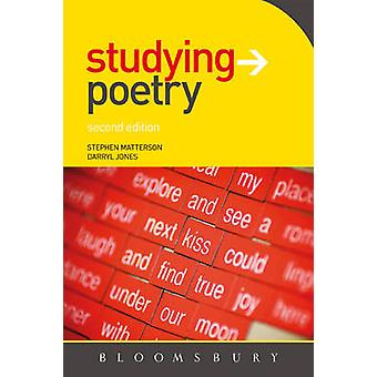 Studying Poetry by Matterson & Stephen