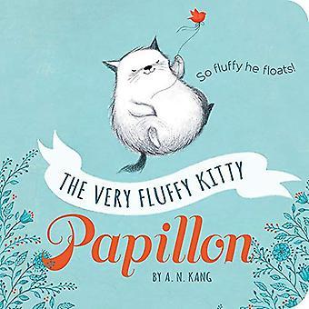 Mycket fluffig Kitty, Papillon [styrelse bok]