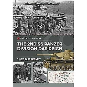 The 2nd Ss Panzer Division� Das Reich (Casemate Illustrated)