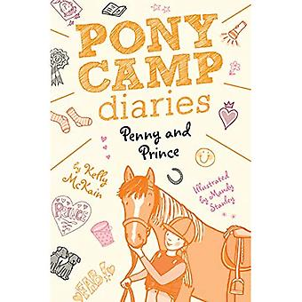 Penny and Prince (Pony Camp Diaries)