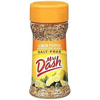 Mrs Dash Lemon Pepper Salt-Free Seasoning Blend 2 Bottle Pack