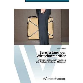 Berufsstand Der Wirtschaftsprufer by Lienert Patrik