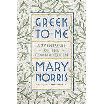 Grieks-Me - avonturen van de komma Queen