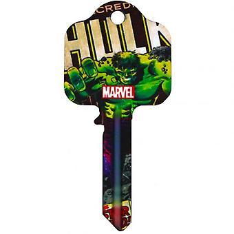 Marvel Comics Door Key Hulk