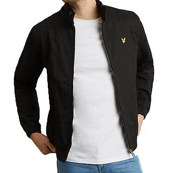 Lyle y comprobar Scott Harrington chaqueta JK462V forrado