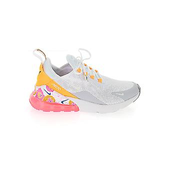 Nike Multicolor Synthetic Fibers Sneakers