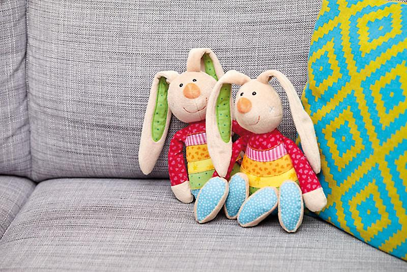 Rugs - Sigi-Kid Rainbow Rabbit Blue - SK 0523-01