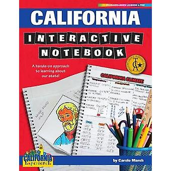California Interactive Notebook - A Hands-On Approach to Learning abou