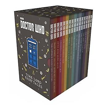 Doctor Who - Time Lord Fairy Tales - 9781405928519 Book