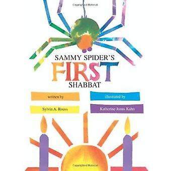 Sammy Spiders First Shabbat by Sylvia Rouse - Katherine Janus Kahn -