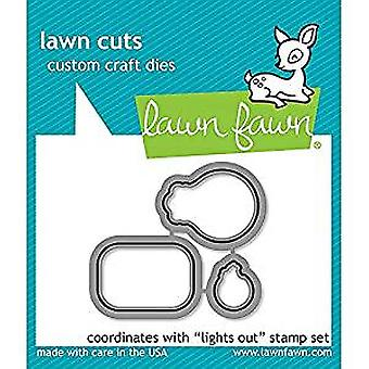 Lawn Fawn Lights Out Dies (LF1632)