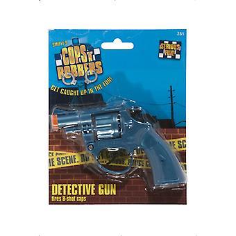 Detective revolver