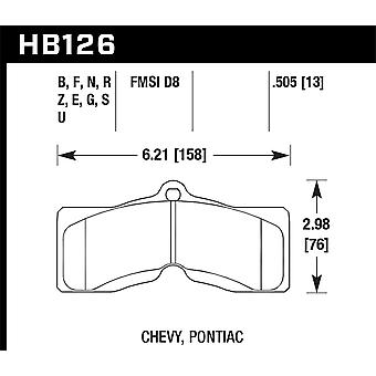 Hawk Performance HB126Z.505 PC