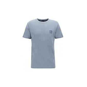 Hugo Boss Casual Hugo Boss Open Blue Tales Men's Crew Neck T-Shirt