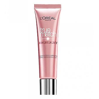 L'Oreal True Match Highlighter Cream - 301.R Icy Glow