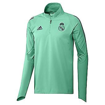 2019-2020 Real Madrid Adidas EU Training Top (Grün)