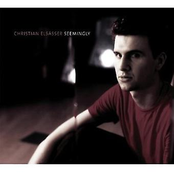 Christian Elsasser - Seemingly [CD] USA import