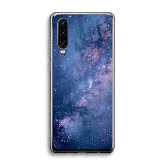 Huawei p30 transparente caso-nebulosa
