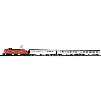Piko H0 59100 H0 analog Start-sett BR 101with Intercity