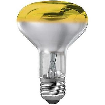 Light bulb 116 mm Paulmann 230 V E27 60 W Yellow EEC: E Reflector bulb dimmable Content 1 pc(s)