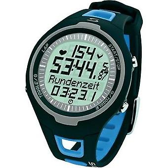 Heart rate monitor watch with chest strap Sigma PC 15.11 Blue