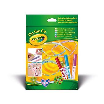 Crayola Friendship Bracelets (Kids , Toys , Imitation , Jewelry, Makeup And Accessories)