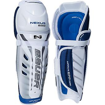Bauer nexus 8000 Shin guards junior