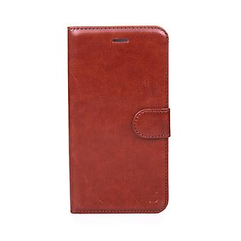 GEAR wallet bag Exclusive iPhone6 Plus Brown