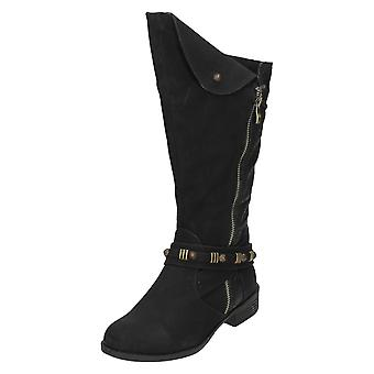 Ladies Coco Stylish Long Boots L9342