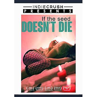 Hvis frø ikke dø [DVD] USA importerer
