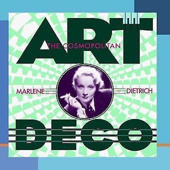 Marlene Dietrich - Art-Deco-Cosmopolitan Marlene [CD] USA import