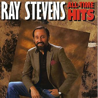 Ray Stevens - All-Time Hits [CD] USA import