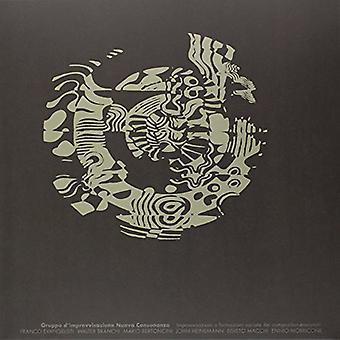 Gruppo Di Improvvisazione Nuova Consonanza - Gruppo Di Improvvisazione Nuova Consonanza [Vinyl] USA import