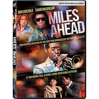 Miles Ahead [DVD] USA import
