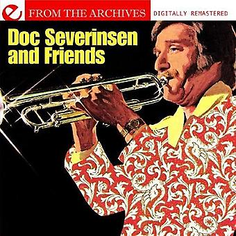 Doc Severinsen - Doc Severinsen & Friends-From the Archives [CD] USA import