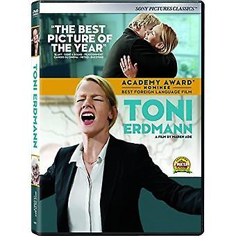 Toni Erdmann [DVD] USA import