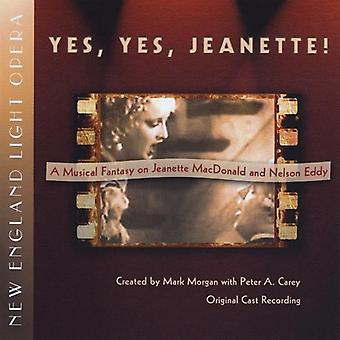 New England Light Opera - Yes, Yes, Jeanette! [CD] USA import