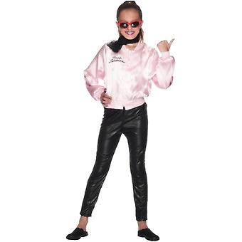 Grease child costume girls Pink Lady children