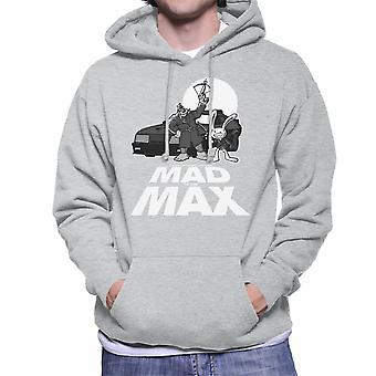 Mad til Max Sam og Max mænds hættetrøje