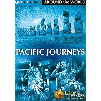 Kloden Trekker-verden: Pacific rejser [DVD] USA import